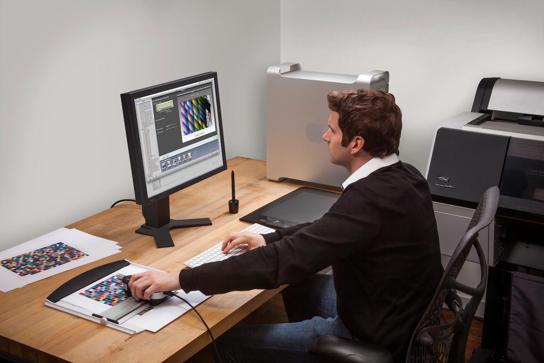 i1Profiler Software | Thomas Holm | Pixl Aps